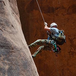 Rock climbing/hiking