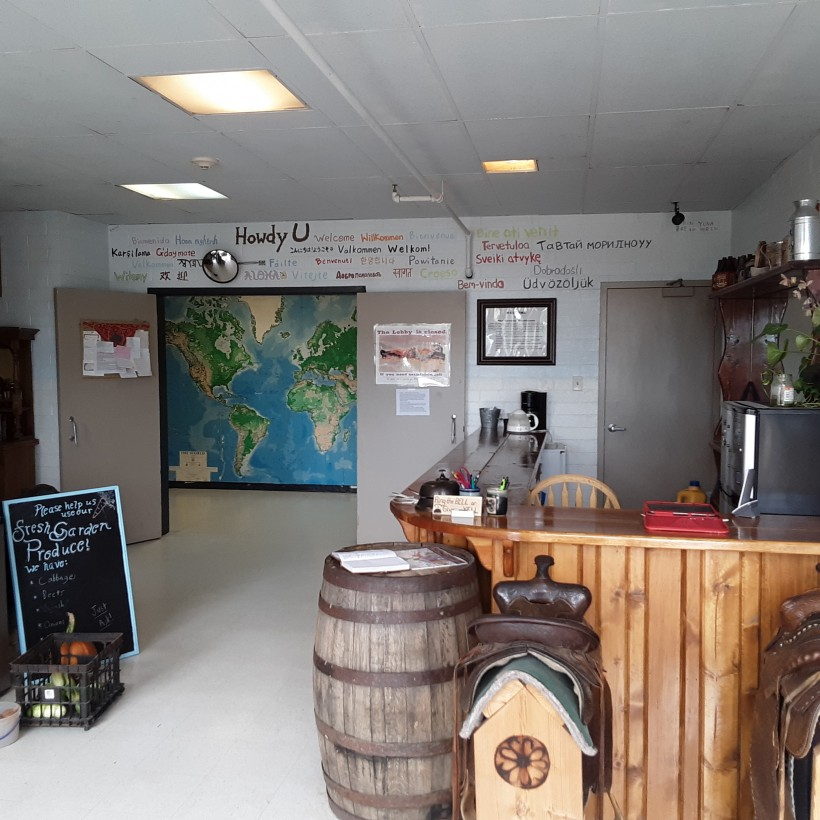 Hovos - Sharing great experiences - The Cowboy Bunkhouse: Come ... on