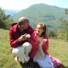 Roksana & Rai Dass