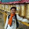 Annie in Tibet
