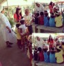 Feeding Program with badjao kids during my birthday