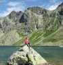 High Tatras, Hincovo pleso (Mountain-lake)