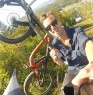 Sugar loaf downhill bike
