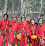 Caving club,discovering caves in antalya,2013