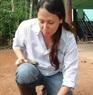 fieldwork at Amazonia