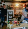 Cooking in my friends´kitchen in the mountains