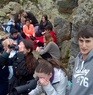On excursions with friends in Guadarrama (El Escorial)