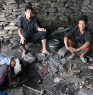 Sertung Nepal..Blacksmith in the mountain..