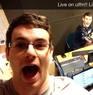 My radio show in University