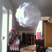 paper chandelier .. one of my hobbies