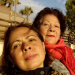 With my mom in Arica - North of Chile