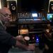 ... in the recording stidio