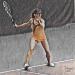 Practico tenis desde niña