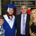 With my family in my theological graduation
