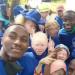 In the field Volunteering with Albinisim organization