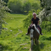 Riding in Northumberland