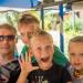 My children and me, Tuk-TukThailand