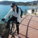 cycling from benicassim to oropesa, Spain