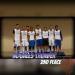 My AAU Basketball team winning second place.