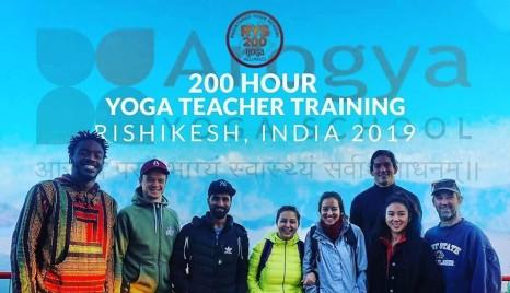 Yoga Retreat in Rishikesh, India