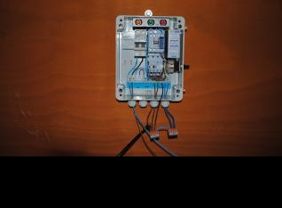 The 50% discount pump level control box