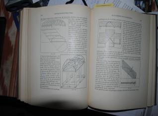 The old book \'Bouwkunde Deel II\'