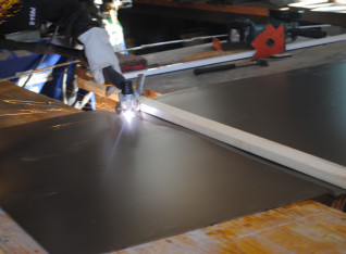 Plasma cutting 5