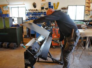 Bending sheet metal 3