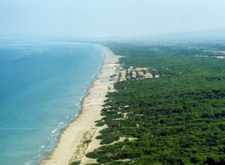 Castagneto Beach